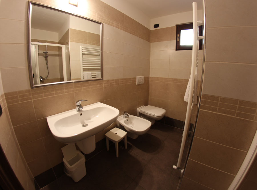 Room A - Bathroom